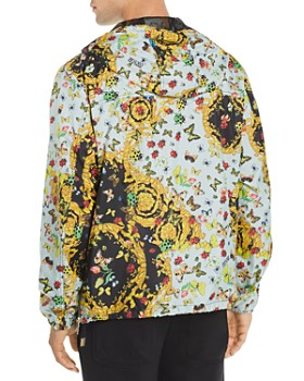 Versace Jeans Couture - Ladybug-Print Pullover Jacket
