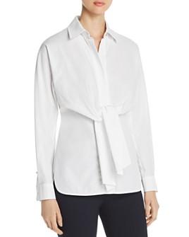 Max Mara - Dinda Bow Detail Shirt