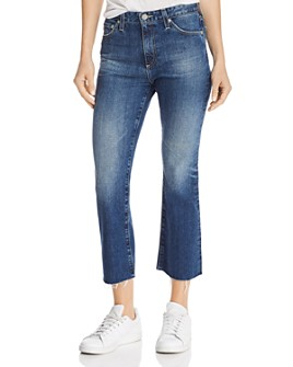 AG - Jodi Cropped Jeans in 11 Years Streaming