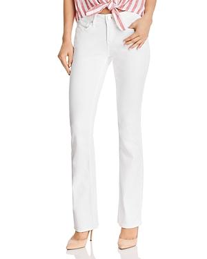 True Religion Becca Flare-Leg Jeans in White