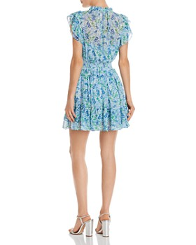 Shoshanna - Edelie Floral Mini Dress