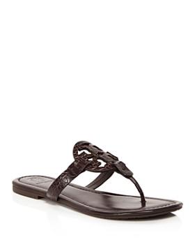 18d3cef005 Tory Burch - Women's Miller Thong Sandals ...