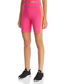 PUMA - Classics T7 Side-Stripe Bike Shorts