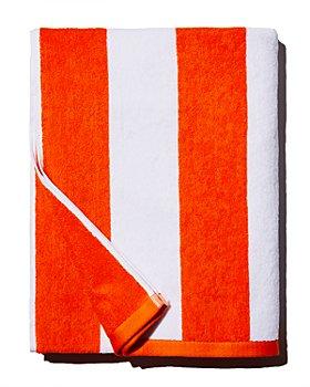 Kassatex - Cabana Stripe Beach Towel