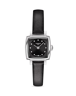 Tissot - Lovely Square Diamond Watch, 20mm x 20mm