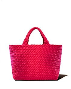 NAGHEDI - St. Barths Small Woven Tote