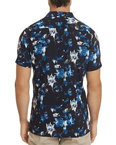 Robert Graham - Gain Floral-Print Short-Sleeve Classic Fit Shirt - 100% Exclusive