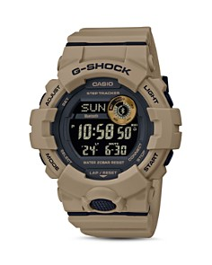 G-Shock - Digital Trainer Bluetooth Watch, 48.6mm
