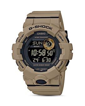 G-Shock - Digital Trainer Bluetooth Watch, 48.6mm