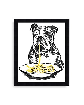 Bloomingdale's Artisan Collection - Dog Portrait II Wall Art