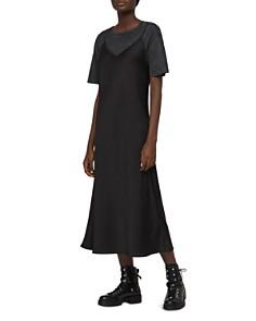 ALLSAINTS - Benno Two-Piece Dress