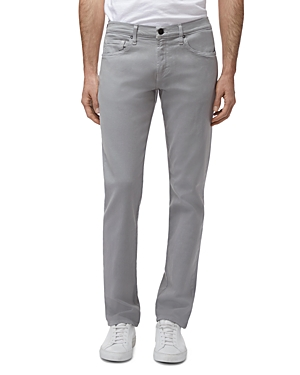 J Brand Tyler Slim Fit Jeans in Griht-Men