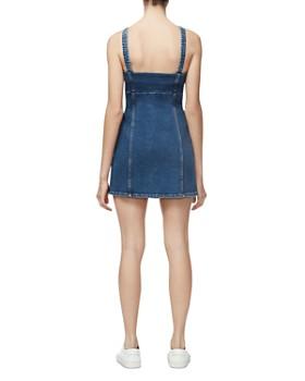 Good American - Denim Mini Dress