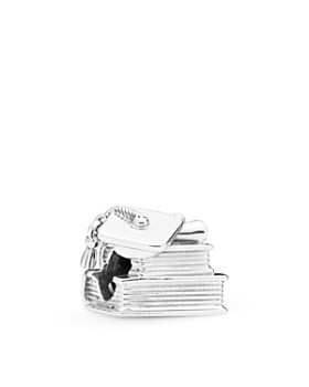 Pandora - Sterling Silver Cap, Book & Scroll Graduation Charm