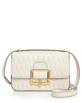 Bally - Janelle Quilted Leather Shoulder Bag