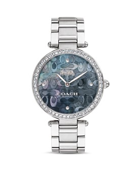 COACH - Park Mother-of-Pearl Dial Watch, 34mm