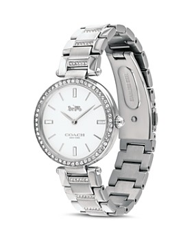 COACH - Park Pavé Detail Watch, 34mm