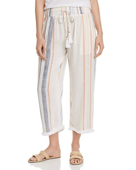 Show Me Your MuMu - Lucinda Striped Pants