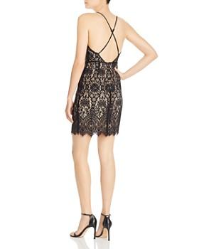 WAYF - Reannah Lace Mini Dress