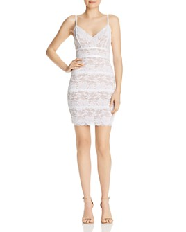 GUESS - Valora Lace Sheath Dress