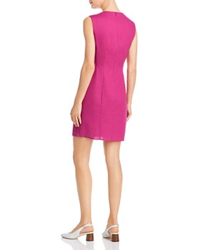 Theory - Paneled Sheath Dress