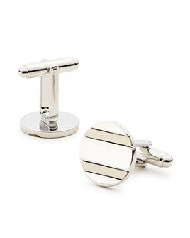 The Men's Store at Bloomingdale's - Perry Round Cufflinks - 100% Exclusive