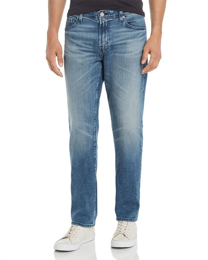 AG - Graduate Tapered Fit Jeans in 16 Year Saturn