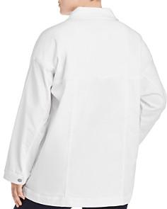 Eileen Fisher Plus - Classic Denim Jacket