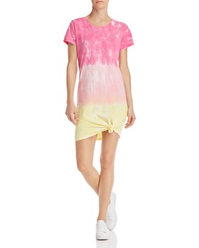 Generation Love - Holly Dip-Dye T-Shirt Dress