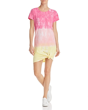 Generation Love Dresses HOLLY DIP-DYE T-SHIRT DRESS