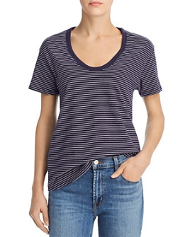 AG - Henson Striped Tee