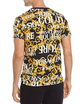 Versace Jeans Couture - Logo-Print Tee