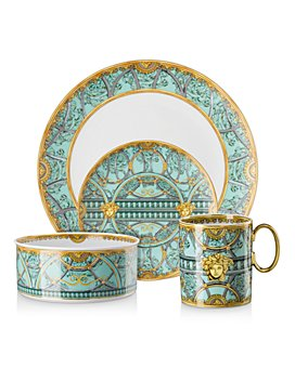 Versace - La Scala del Palazzo Verde Dinnerware Collection