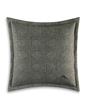 """Tommy Bahama - Palms Away Square Pillow, 18"""" x 18"""""""