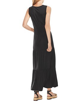 VINCE CAMUTO - Tiered Jersey Maxi Dress