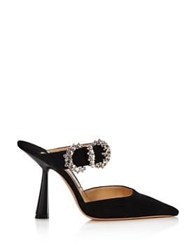 Jimmy Choo - Women's Smoky 100 Pointed-Toe Pumps