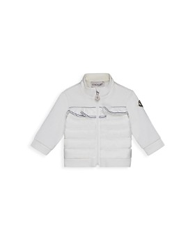 Moncler - Unisex Mixed-Media Zip Cardigan - Baby
