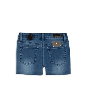 ag Adriano Goldschmied Kids - Girls' Skylar Star Denim Shorts - Big Kid