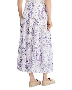 Ralph Lauren - Floral Tiered Skirt