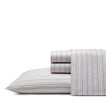 ED Ellen Degeneres - Sketched Stripe Sheet Set, King