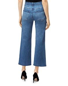 J Brand - Joan Crop Wide Leg Jeans in Fluent