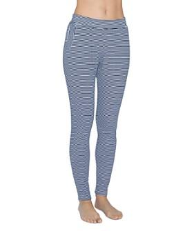 Eberjey - Cotton Stripes Jogger Pants