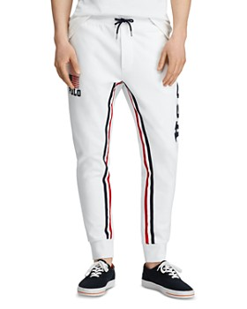 Polo Ralph Lauren - Inseam-Striped Track Pants