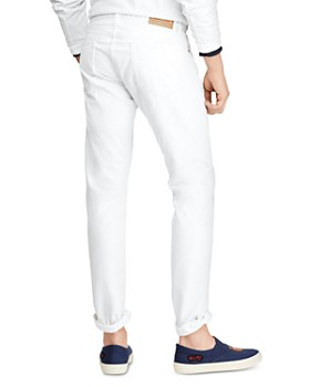 Polo Ralph Lauren - Sullivan Slim Fit Jeans in White