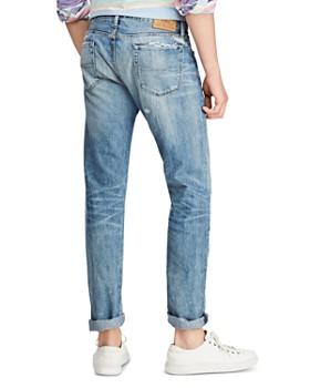 Polo Ralph Lauren - Varick Slim Straight Fit Jeans in Blue