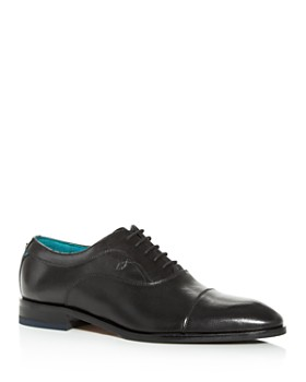 Ted Baker - Men's Fually Leather Cap-Toe Oxfords