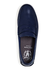 Cole Haan - Men's Pinch Weekender Leather Penny Loafers