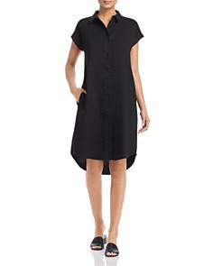 Eileen Fisher - Organic Cotton Shirt Dress