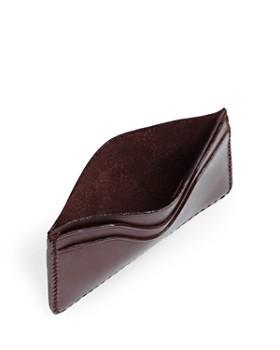 John Varvatos Star USA - Bushwick Leather Card Case