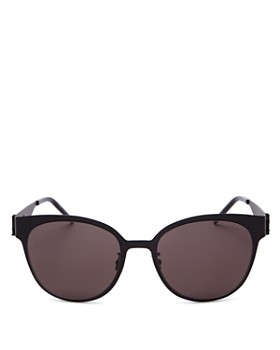 d2efc091452 Saint Laurent - Women's Mirrored Round Sunglasses, ...